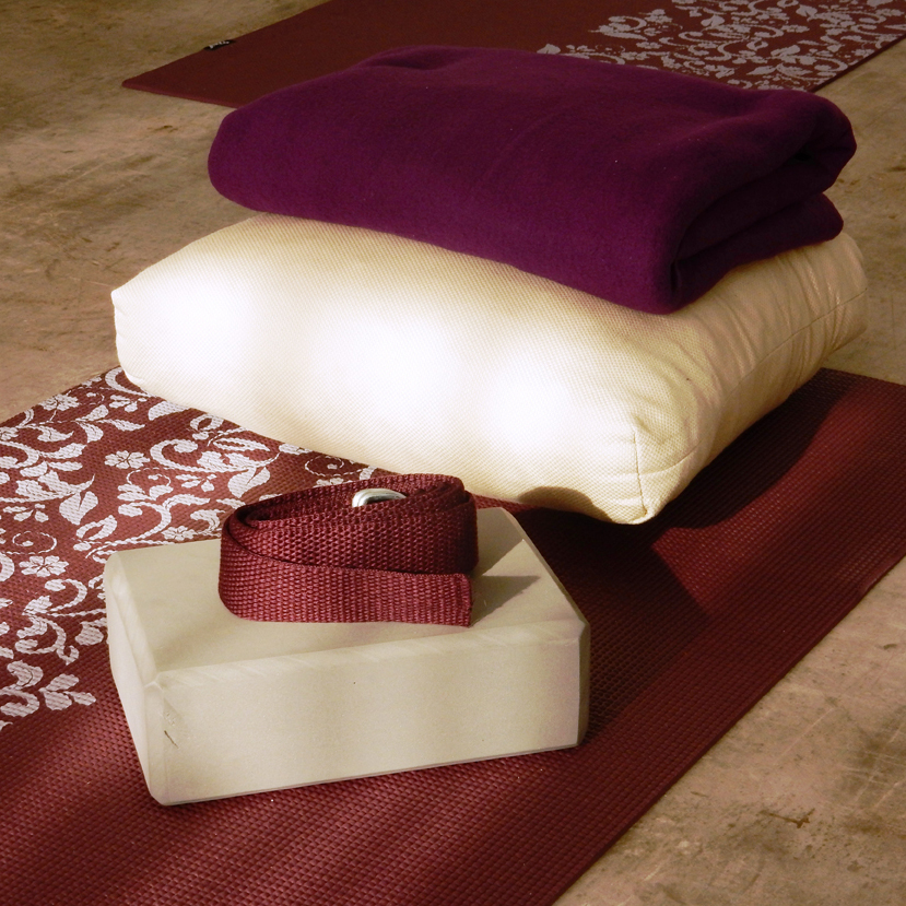 1 op 1 Yin yoga les op veilige afstand in verbinding